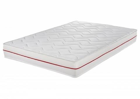 Saltea Super Ortopedica Red Line 160x190 cm, 7 zone de confort, 14+2 Memory