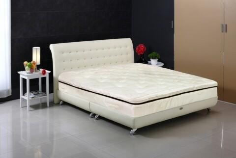 Feeling Luxury Brown mattress 90x200
