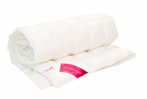 Feeling Mattress Protector 90x200 - 50% goose down, 50% goose feather