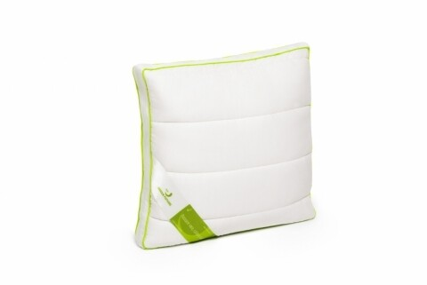 Nature Bamboo Pillow 37x37 White