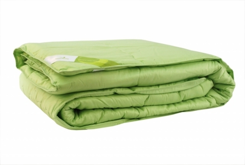 Nature Duvet 140x200 - 100% bamboo - Green