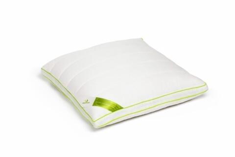 Nature Bamboo Pillow 60x60 White