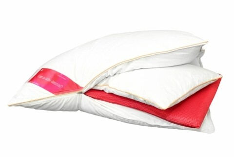 Feeling 3-in-1 Pillow 50x70 - Goose down