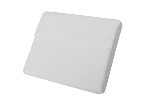 Cearsaf pat 100% IN, Green Future, 280x280 cm, White