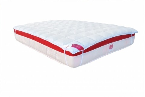 Feeling Honeycomb Mattress Protector 180x200 - 100% goose down